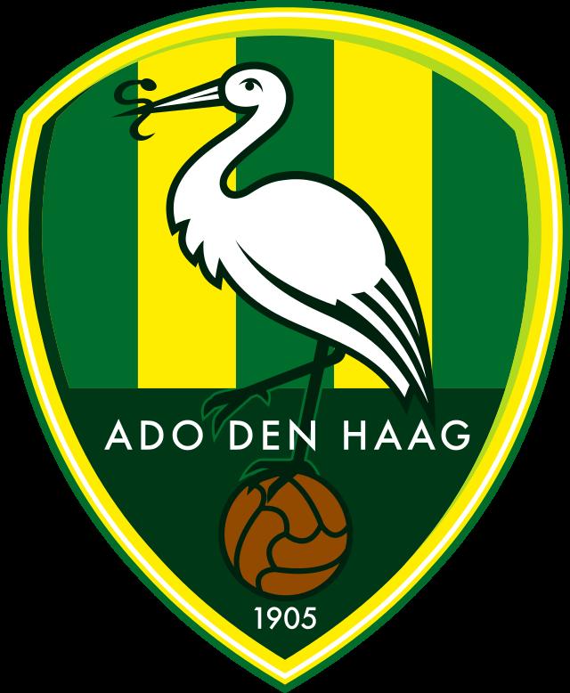 ADO Den Haag Logo Primary Logo (2000-Pres) -  SportsLogos.Net