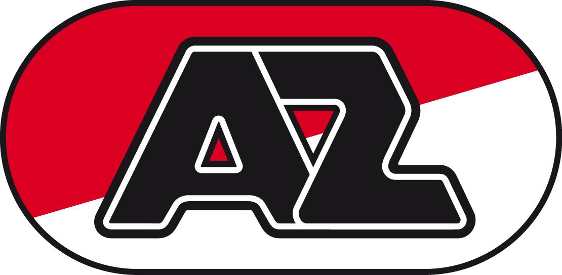 AZ Alkmaar Logo Primary Logo (2000-Pres) -  SportsLogos.Net