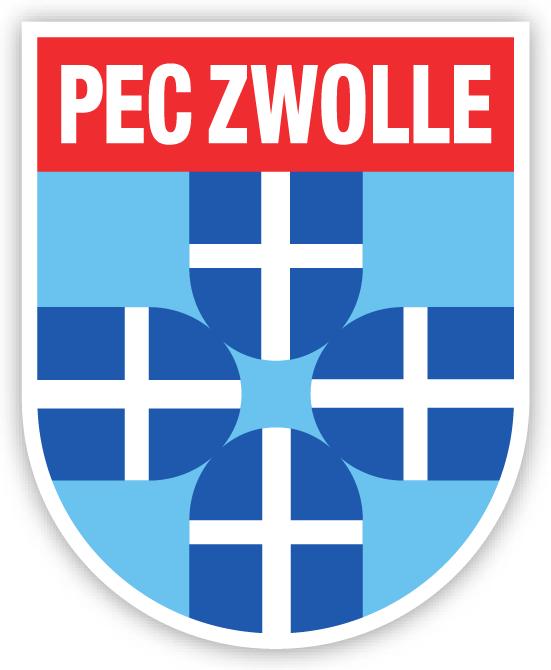 PEC Zwolle Logo Primary Logo (2000-Pres) -  SportsLogos.Net