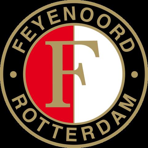 Feyenoord Logo Primary Logo (2000-Pres) -  SportsLogos.Net