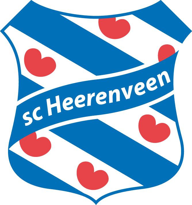 SC Heerenveen Logo Primary Logo (2000-Pres) -  SportsLogos.Net