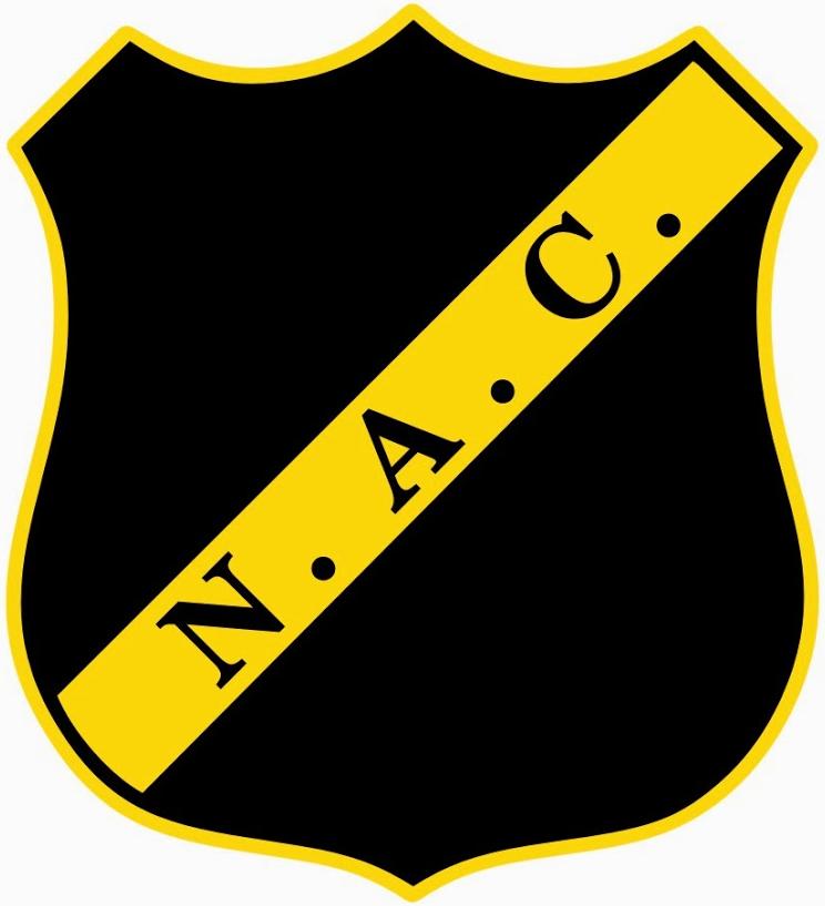 NAC Breda Logo Primary Logo (1912-1968) -  SportsLogos.Net