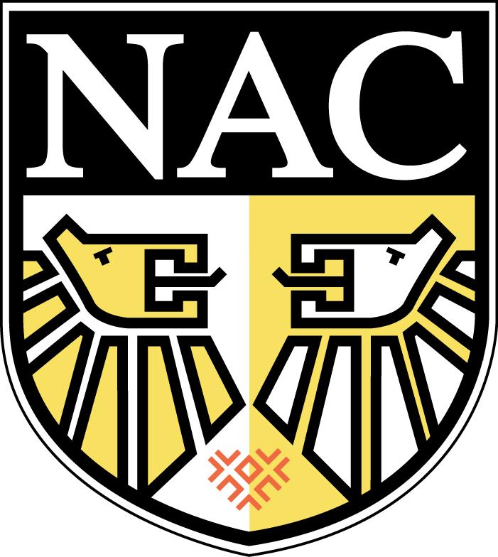 NAC Breda Logo Primary Logo (1996-2011) -  SportsLogos.Net