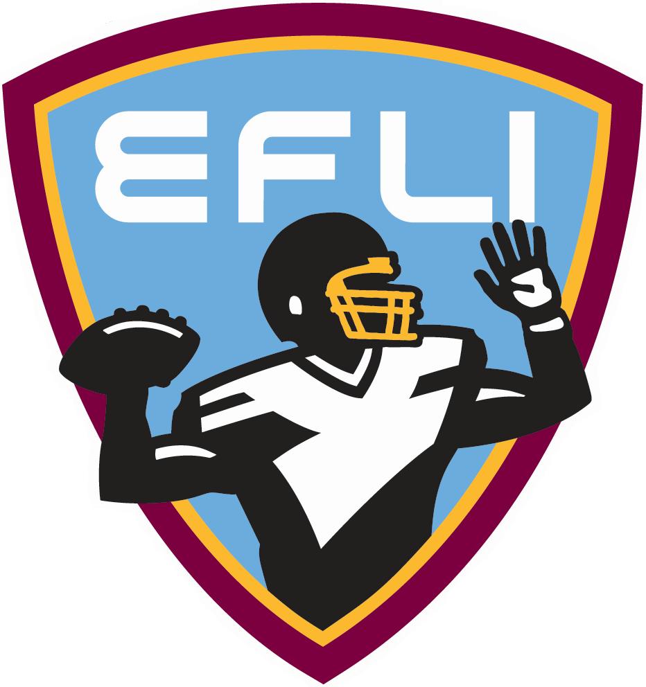 Elite Football League of India Logo Primary Logo (2012/13-Pres) -  SportsLogos.Net