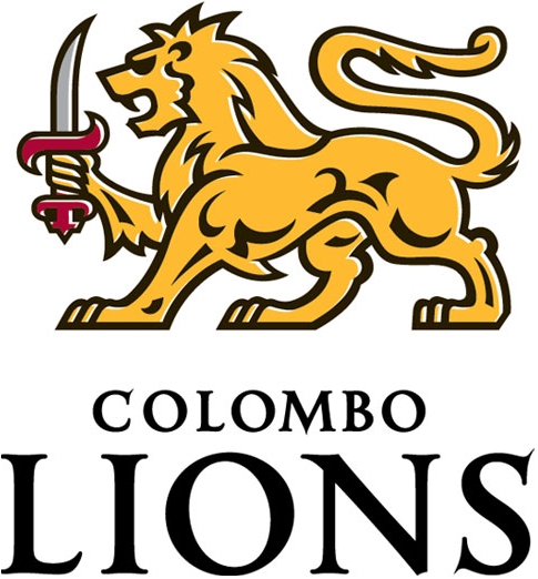 Colombo Lions Logo Primary Logo (2012/13-Pres) -  SportsLogos.Net