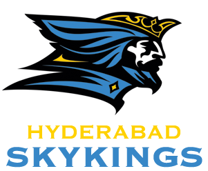 Hyderabad Skykings Logo Primary Logo (2013/14-Pres) -  SportsLogos.Net