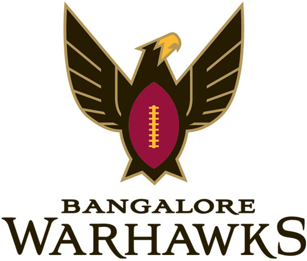 Bangalore Warhawks Logo Primary Logo (2012/13-Pres) -  SportsLogos.Net