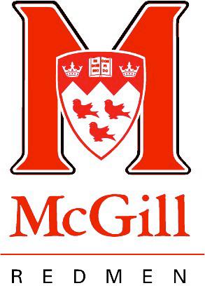McGill Redmen Logo Alternate Logo (2000-Pres) -  SportsLogos.Net