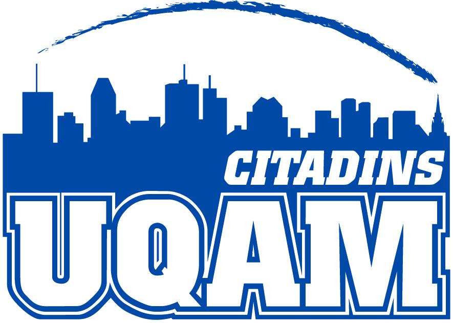 UQAM Citadins Logo Primary Logo (2007-Pres) -  SportsLogos.Net