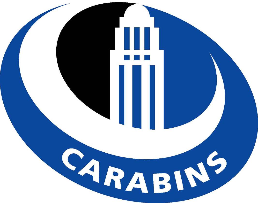 Montreal Carabins Logo Primary Logo (2000-Pres) -  SportsLogos.Net