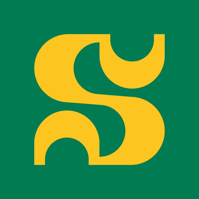 Sherbrooke Vert et Or Logo Alternate Logo (2000-Pres) -  SportsLogos.Net