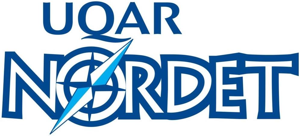 UQAR Nordet Logo Primary Logo (2000-Pres) -  SportsLogos.Net