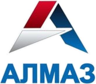 Almaz  Logo Primary Logo (2009/10-Pres) -  SportsLogos.Net