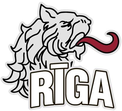 HC Riga Logo Primary Logo (2010/11-Pres) -  SportsLogos.Net