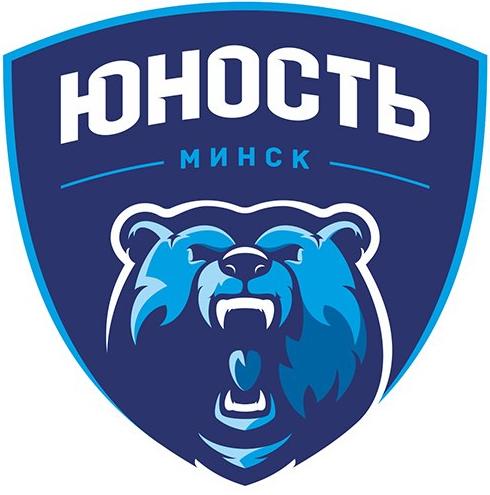 MHC Yunost-Minsk Logo Primary Logo (2014/15-Pres) -  SportsLogos.Net