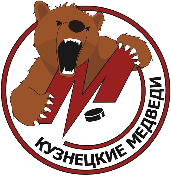 Kuznetsk Medvedi Logo Primary Logo (2009/10-Pres) -  SportsLogos.Net