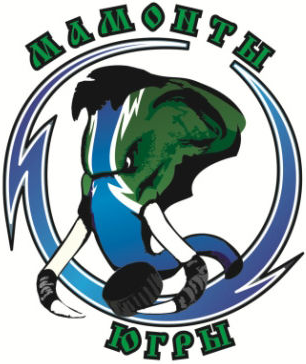 Mamonty  Ugra Logo Primary Logo (2011/12-Pres) -  SportsLogos.Net
