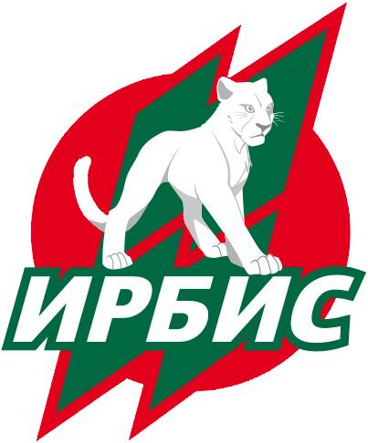 Irbis  Logo Primary Logo (2011/12-Pres) -  SportsLogos.Net