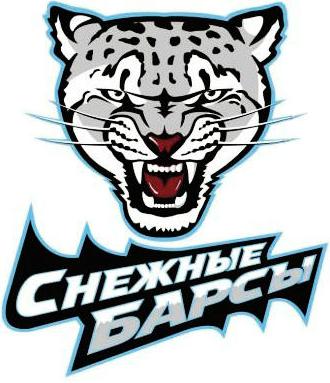 Snezhnye  Barsy Logo Primary Logo (2011/12-Pres) -  SportsLogos.Net