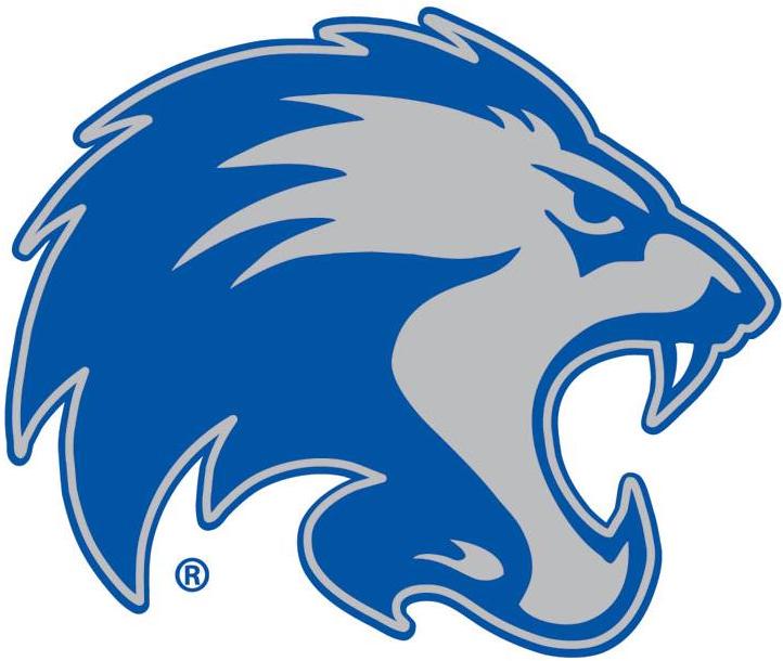 Columbus Lions Logo Secondary Logo (2012-2015) -  SportsLogos.Net