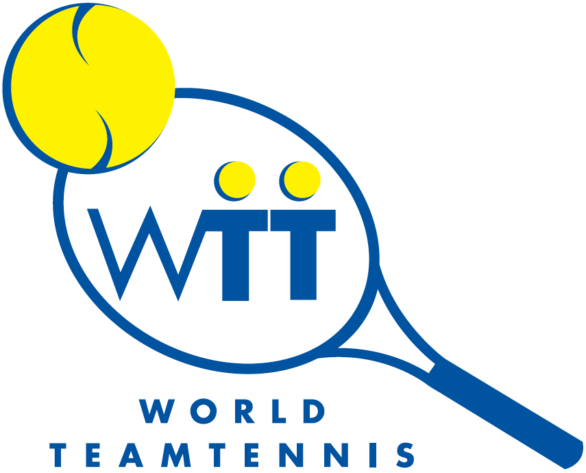 World TeamTennis Logo Primary Logo (2000-2007) -  SportsLogos.Net