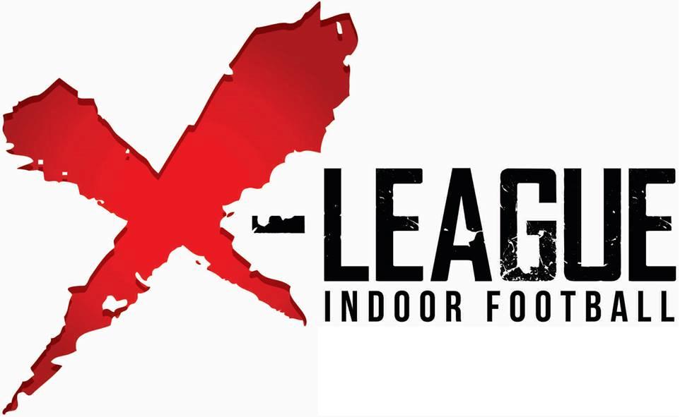 X-League Logo Primary Logo (2014-Pres) -  SportsLogos.Net