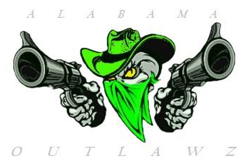 Alabama  Outlawz Logo Primary Logo (2014-Pres) -  SportsLogos.Net