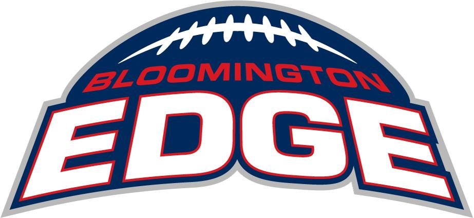 Bloomington Edge Logo Primary Logo (2015-Pres) -  SportsLogos.Net