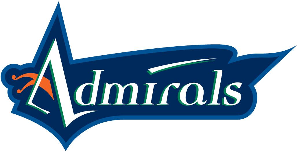 Amsterdam Admirals Logo Alternate Logo (1998-2007) -  SportsLogos.Net