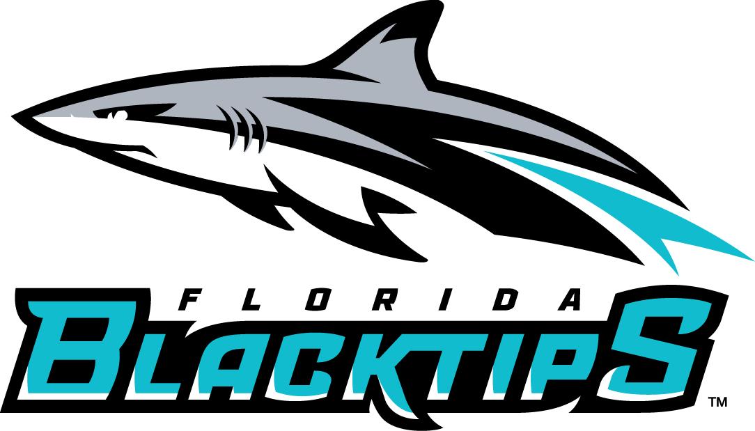 Florida Blacktips Logo Primary Logo (2014-Pres) -  SportsLogos.Net