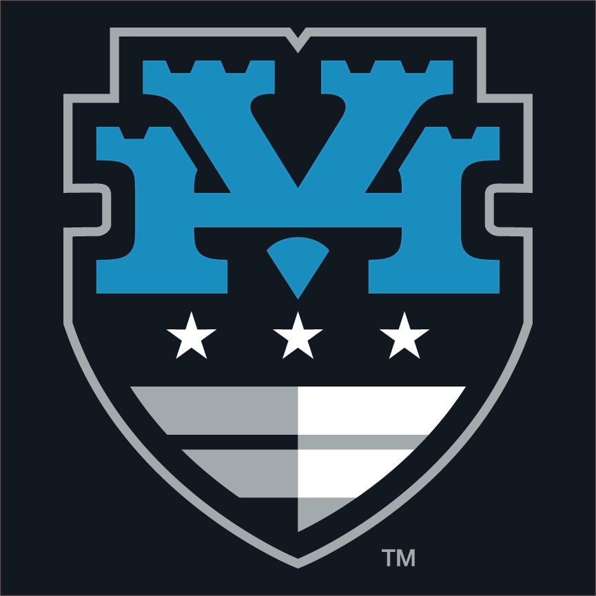 Hudson Valley Fort Logo Partial Logo (2015-Pres) -  SportsLogos.Net