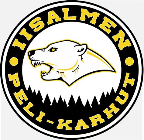 Iisalmen Peli-Karhut (IPK)  Logo Primary Logo (2016/17-Pres) -  SportsLogos.Net