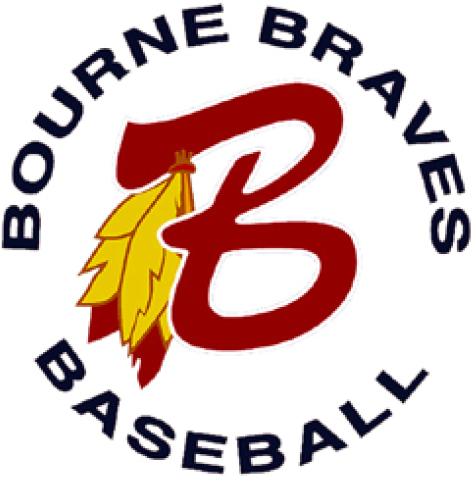 Bourne Braves Logo Primary Logo (2000-Pres) -  SportsLogos.Net