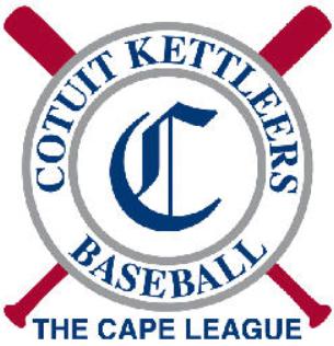 Cotuit Kettleers Logo Primary Logo (2000-2012) -  SportsLogos.Net