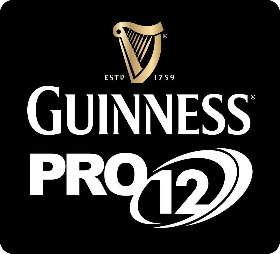Guinness Pro12 Logo Primary Logo (2014/15-Pres) - Guinness Pro12 logo SportsLogos.Net
