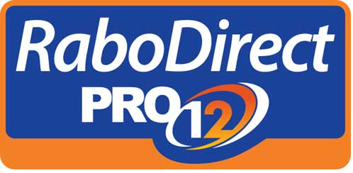 Guinness Pro12 Logo Primary Logo (2011/12-2013/14) - RaboDirect Pro12 logo SportsLogos.Net
