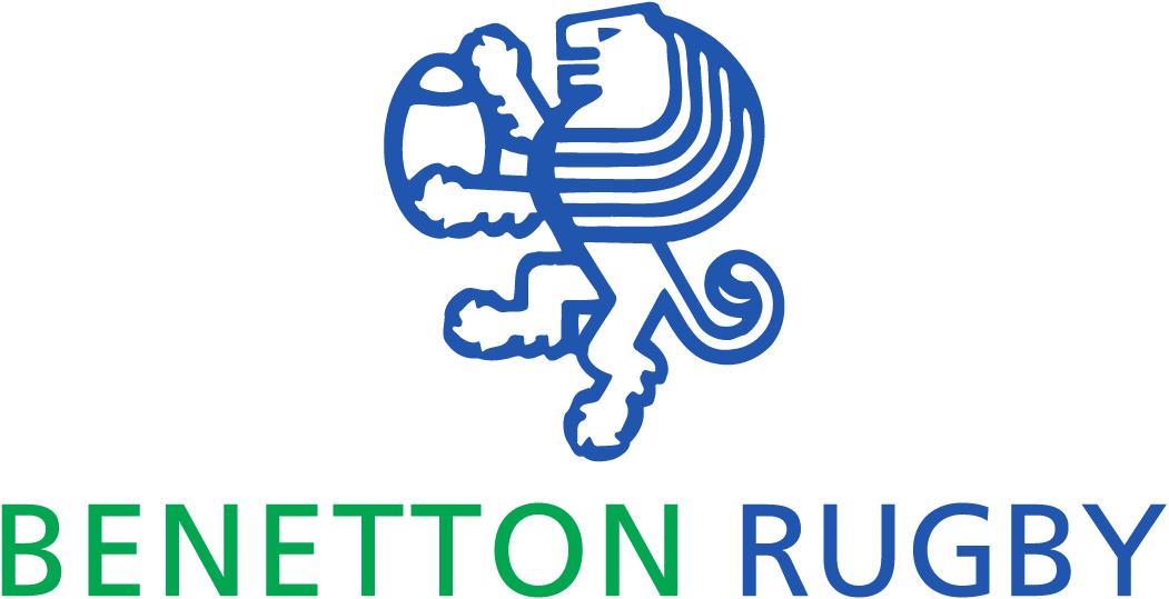 Benetton Rugby Treviso Logo Primary Logo (1999/00-Pres) -  SportsLogos.Net