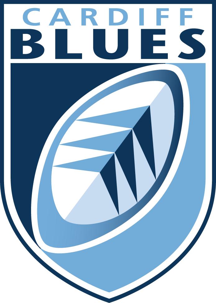 Cardiff Blues Logo Primary Logo (2003/04-Pres) -  SportsLogos.Net
