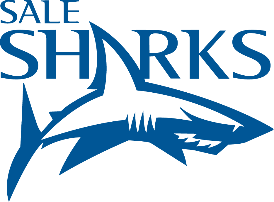 Sale Sharks Logo Primary Logo (1999/00-Pres) -  SportsLogos.Net