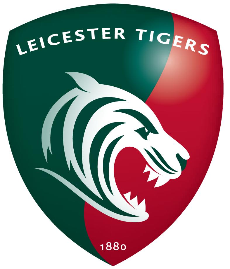Leicester Tigers Logo Primary Logo (1999/00-Pres) -  SportsLogos.Net