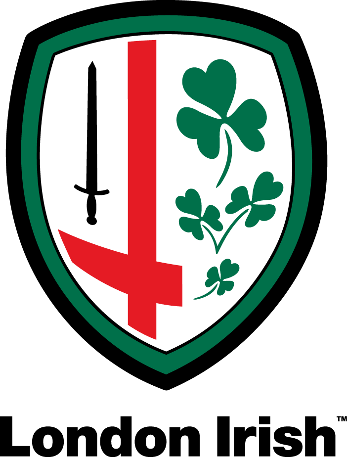 London Irish Logo Primary Logo (1999/00-Pres) -  SportsLogos.Net