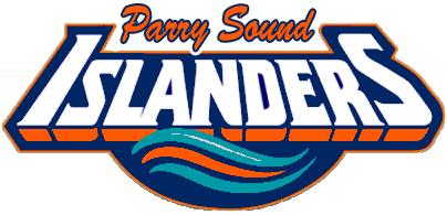 Parry Sound Islanders Logo Primary Logo (2014/15-Pres) -  SportsLogos.Net