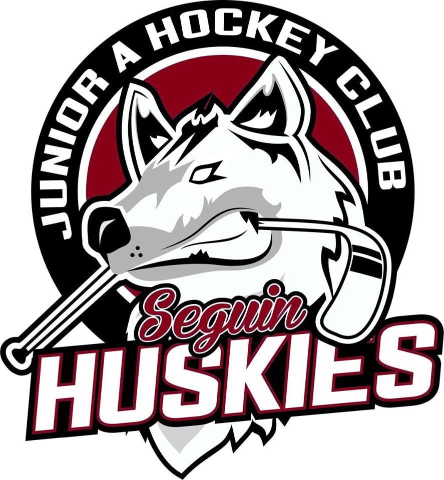 Seguin Huskies Logo Primary Logo (2015/16-Pres) -  SportsLogos.Net