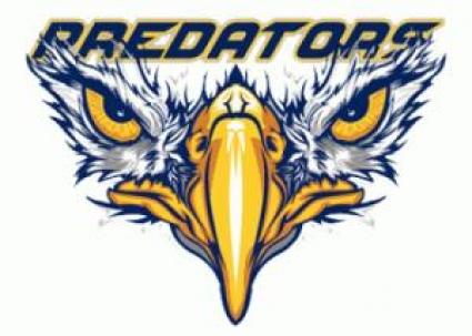 Toronto Predators Logo Primary Logo (2013/14-Pres) -  SportsLogos.Net