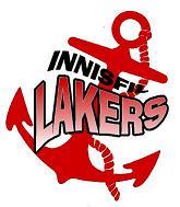 Innisfil Lakers Logo Primary Logo (2007/08-2009/10) -  SportsLogos.Net