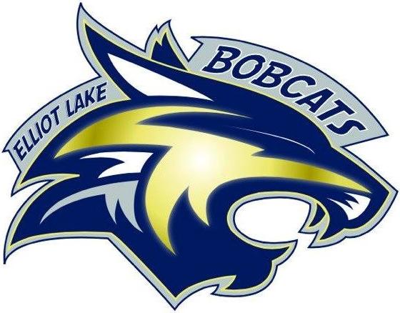 Elliot Lake Bobcats Logo Primary Logo (2007/08-2011/12) -  SportsLogos.Net