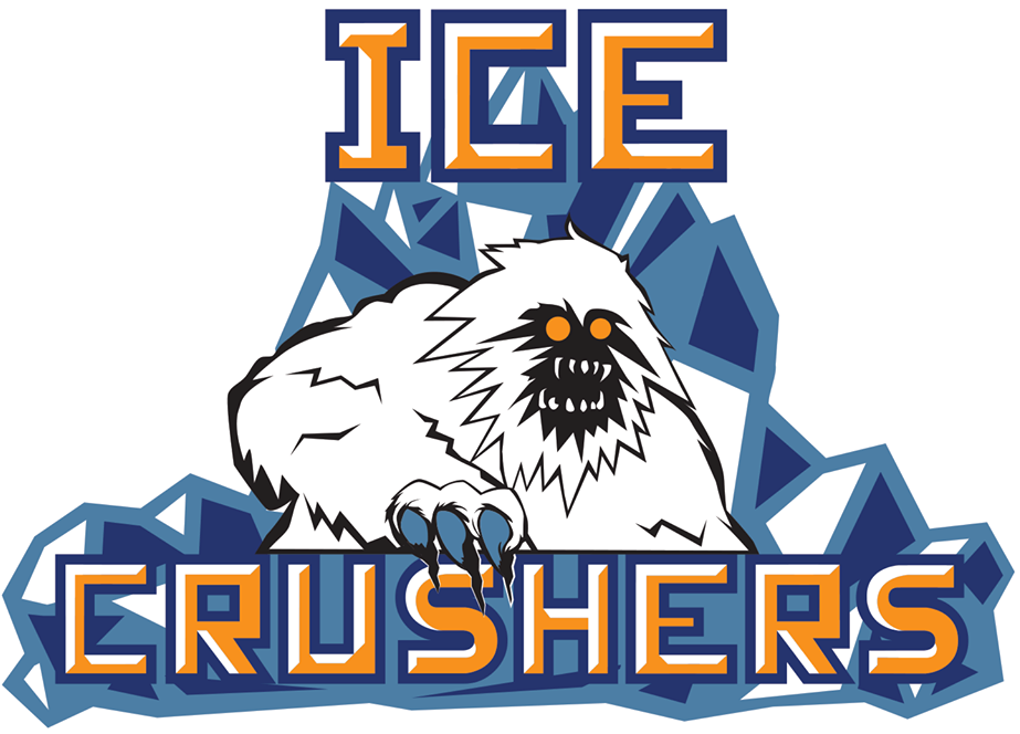 Orangeville Ice Crushers Logo Primary Logo (2015/16-Pres) -  SportsLogos.Net