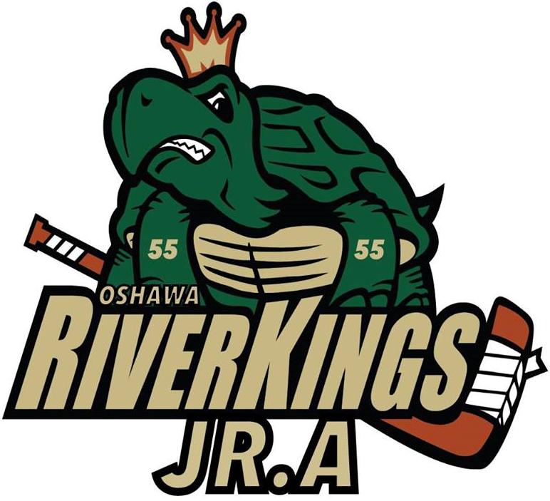 Oshawa Riverkings Logo Primary Logo (2015/16-Pres) -  SportsLogos.Net