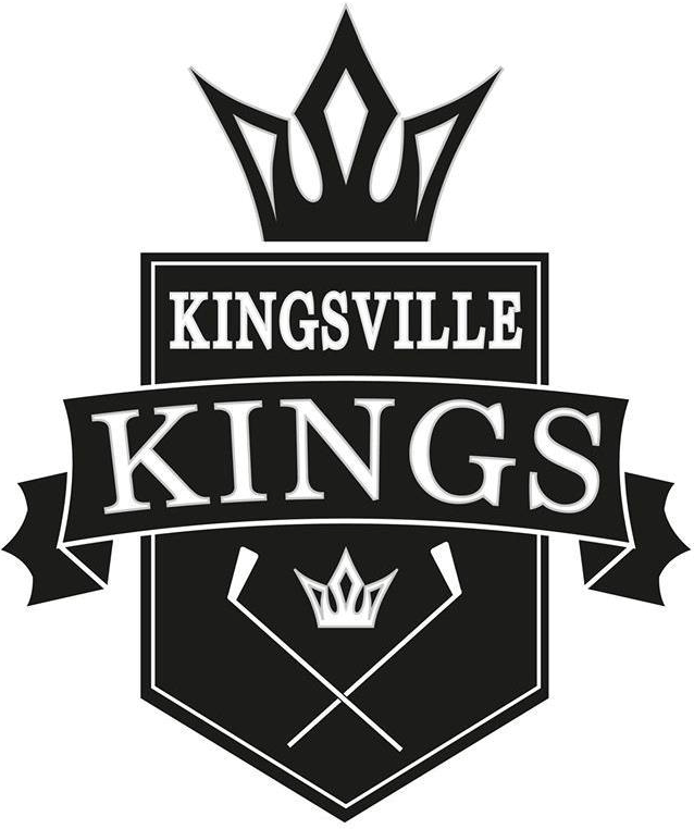 Kingsville Kings Logo Primary Logo (2015/16-Pres) -  SportsLogos.Net