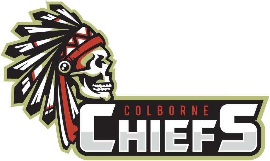 Colborne Chiefs Logo Primary Logo (2015/16-Pres) -  SportsLogos.Net